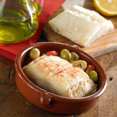 Premium Bacalao Solomillo - Desalted Cod Loins