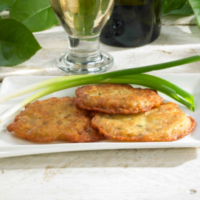Tortillitas de Camarones - Crispy Shrimp Pancakes (2 Packages)