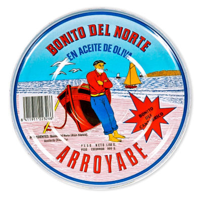 Bonito del Norte Tuna by Arroyabe (Extra Large Tin)