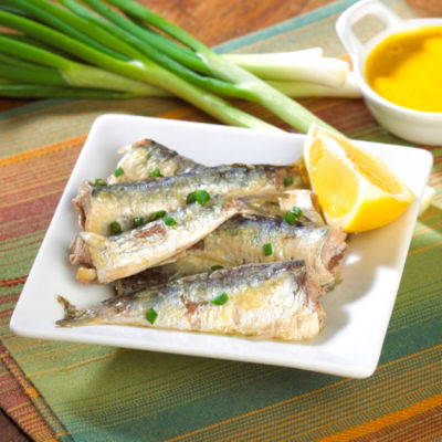 Sardinas - Galician Sardines in Olive Oil