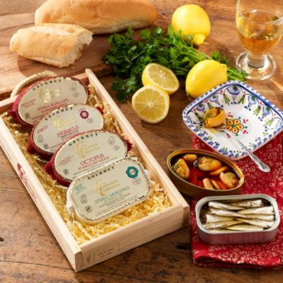 Conservas de Cambados Galician Seafood Gift Box