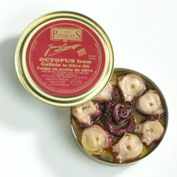 Pulpo 'Los Peperetes' - Premium Octopus in Olive Oil