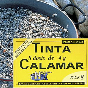 Tinta de Calamar (Squid Ink)