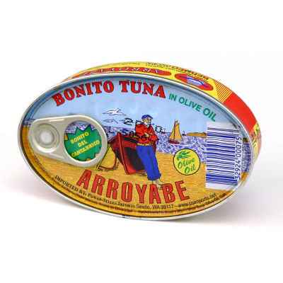 'Bonito del Norte' Tuna in Olive Oil by Arroyabe