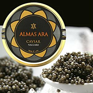 Almas Ara Caviar from Granada (15 Grams)