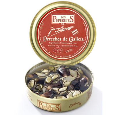 Percebes de Galicia 'Los Peperetes' - Exquisite Goose Barnacles