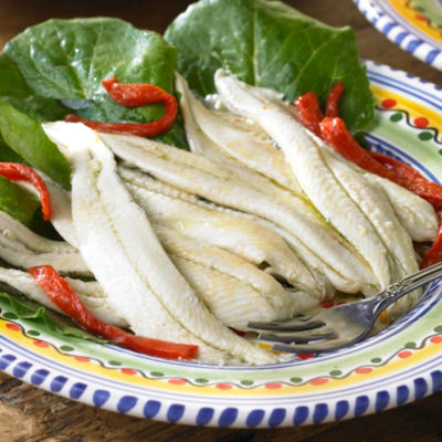 2 Packages of Boquerones in Olive Oil & Vinegar by Lorea