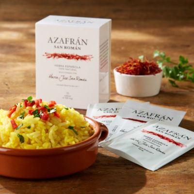 San Román Premium Saffron – 10 Packets