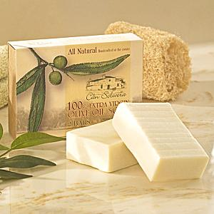 Handmade 100% Extra Virgin Olive Oil Soap