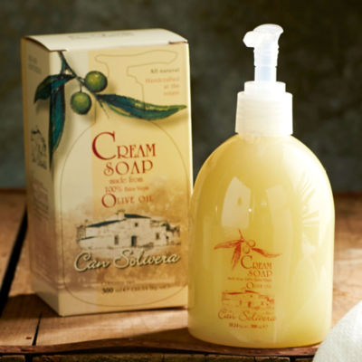 100% Extra Virgin Olive Oil Liquid Soap