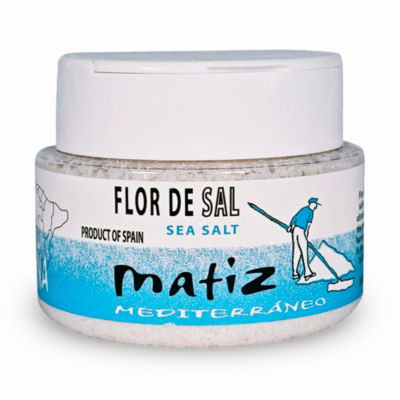 Flor de Sal -  Sea Salt by Matiz