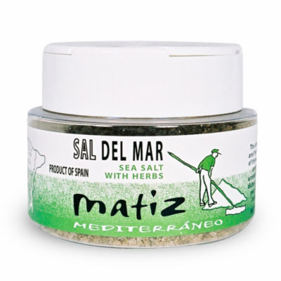 Sal de Mer - Sea Salt with Herbs by Matiz
