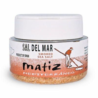 Sal de Mar - Smoked Sea Salt by Matiz