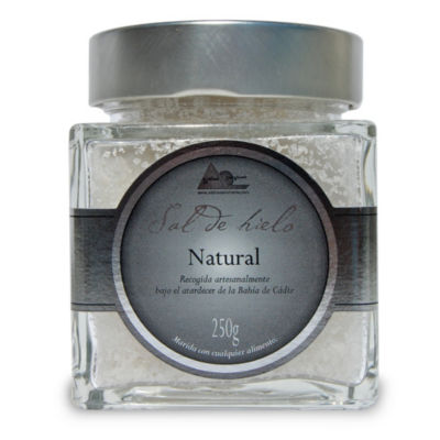 Flor de Sal - Sea Salt by Salina San Vicente