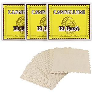 Cannelloni Pasta (3 Packages)