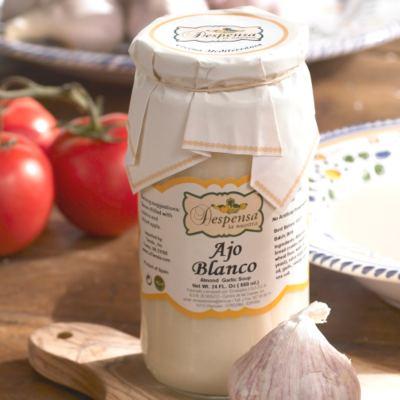 Ajo Blanco - White Gazpacho Soup