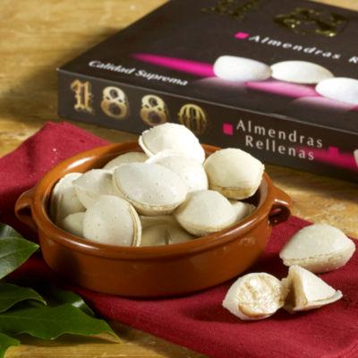 Almond Delights - Almendras Rellenas