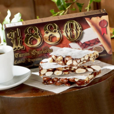 1880 Gourmet Guirlache Turron