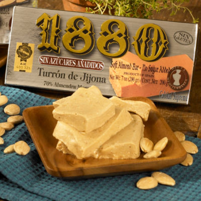 Sugar Free Jijona Turron Candy by 1880