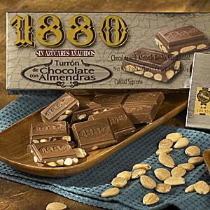 Sugar Free Chocolate Almond Candy by '1880'
