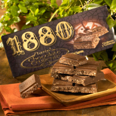 Chocolate Crujiente Candy by 1880