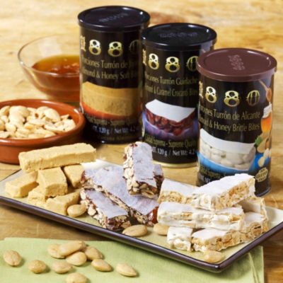 Turron Gift Sampler by '1880' - Paquete Regalo