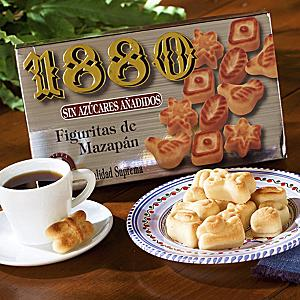 Sugar Free Marzipan Figures by '1880'