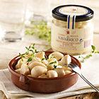 2 Jars of Crunchy Sweet White Garlic