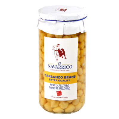 Garbanzos al Natural