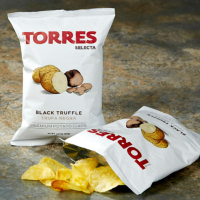 6 Packages of Truffle Potato Chips by Torres