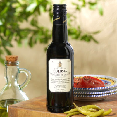 Sherry Vinegar by Gutierrez Colosia