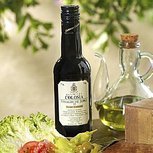 Sherry Vinegar with Pedro Ximenez by Gutierrez Colosia