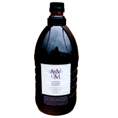 Reserva Sherry Vinegar by Arvum (2 Liter Bottle)