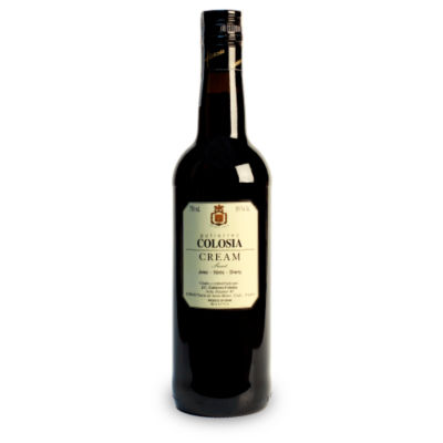 Colosia Cream Sherry by Bodegas Gutierrez