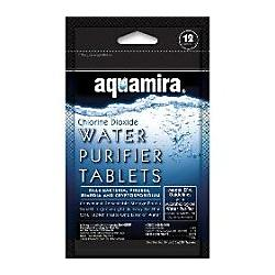 photo: Aquamira Water Purifier Tablets chemical water treatment