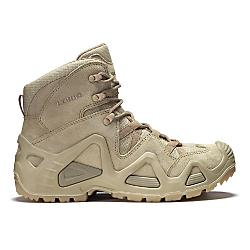 photo: Lowa Zephyr Desert Mid hiking boot