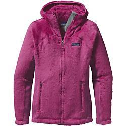 photo: Patagonia R3 Hi-Loft Hoody fleece jacket