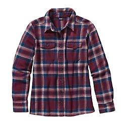 Patagonia Womens Long-Sleeve Fjord Flannel - New
