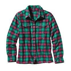 Patagonia Womens Long Sleeve Fjord Flannel New