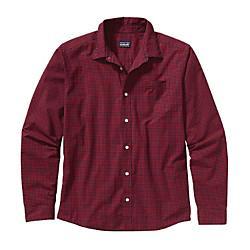 Patagonia Mens Long-Sleeve Fezzman Shirt - New