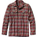 Patagonia Mens Fjord Flannel Shirt - Sale