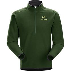 photo: Arc'teryx Men's Delta AR Zip fleece top
