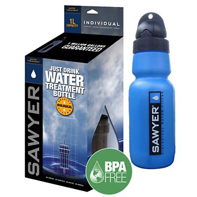 Sawyer Just Drink Durable Bottle with Water Filter
