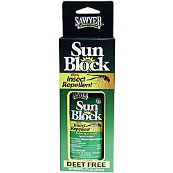 photo: Sawyer Premium Sunblock with Insect Repellent insect repellent