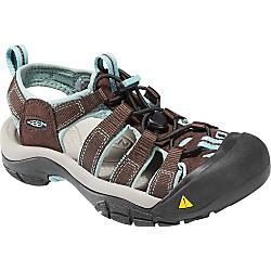 keen womens newport h2 sandal - sale- Save 20% Off - Keen Womens Newport H2 Sandal - Sale - Order up some adventure with a side of water in the Newport H2 from KEEN. Ready for adverse conditions, the razor sipped outsole and 3mm lugs provide excellent traction. The washable polyester webbing upper features the odor-reducing Aegis Microbe ShieldA(R). KEEN patented toe protection lets you follow any path, whether to rivers or trails. Weight: 12.03 oz / 341.045 grams Fit Tip: We find this style runs about a 1/2 size small. Lining: AEGIS microbe shield treated hydrophobic mesh Upper: Washable polyester webbing Rubber: Non-marking rubber outsole Activities: Beach, Sailing Type: Sandals Weather: Wet - waterproof, Warm - sandals Style: 510230 - Compression molded EVA midsole - Metatomical EVA footbed - Multi-direction lug pattern with razor siping - Patented toe protection - Quickdraw elastic cord lace - Secure metatomical strap design - Washable polyester webbing upper with Aegis microbe shield(TM) HYBRID.OLOGIES: AEGIS MICROBE SHIELD Aegis Microbe Shield controls the bacteria and fungi that cause odors, stains and product deterioration. Aegis technology is free of environmentally harmful substances. KEEN.PROTECT Can a sandal protect your toes The answer is yes. The reason is KEEN Patented Toe Protection where the shoe outsoles wrap up and over the toes for ultimate protection.