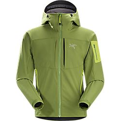 photo: Arc'teryx Men's Gamma MX Hoody soft shell jacket