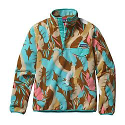 photo: Patagonia Women's Lightweight Synchilla Snap-T Pullover fleece top