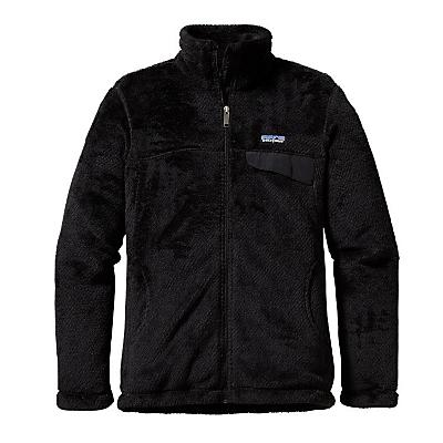 Patagonia Womens Full-Zip Re-Tool Jacket - Black