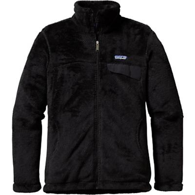 Patagonia Womens Full-Zip Re-Tool Jacket - Sale - Black