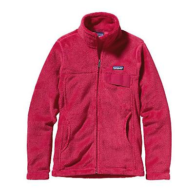 Patagonia Womens Full-Zip Re-Tool Jacket - New - Portofino Pink/Rossi Pink X-Dy